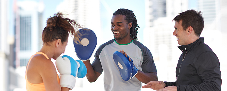 Boxing | Martial Arts for Fitness