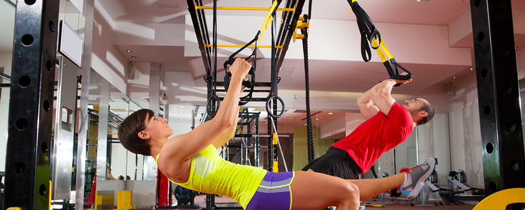 Extra widescreen functional training